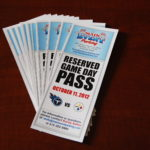 Gameday and Season Parking Passes