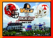 Tenn Vols vs Bowling Green