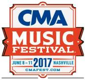 2017 CMA Fest at Nissan Stadium