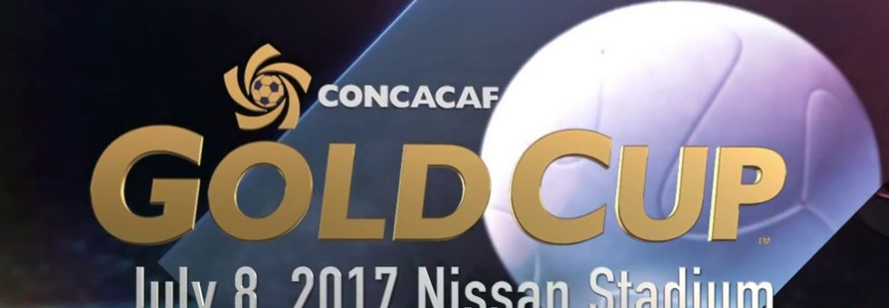 CONCACAF GOLD CUP SOCCER