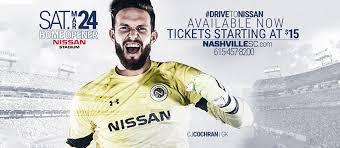 Nashville Soccer Club Game Day Parking
