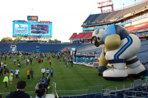 Titans Draft Party at LP Field