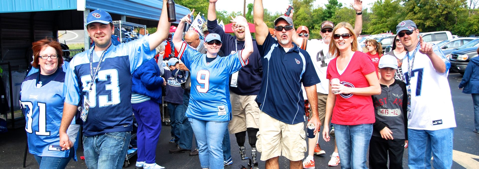 Cleveland Browns at Tennessee Titans