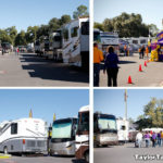 Overnight RV Parking at Main Event Parking