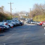 Passenger vehicle parking