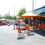 Music City Bowl Game Day Tailgating at Main Event Parking