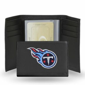 Tennessee Titans Tri-Fold Leather Wallet