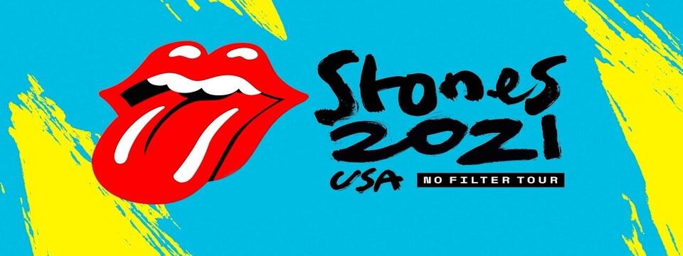 "Rolling Stones ""NO FILTER"" 2021 TOUR CONCERT PARKING"